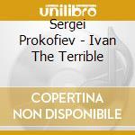 Ivan il terribile cd musicale di Prokofiev