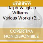 Poisoned kiss/ overture/ etc. cd musicale di Vaughan williams ralp