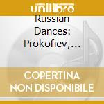 Russian dances cd musicale di Artisti Vari