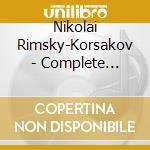 Complete symphonies cd musicale di Rimsky-korsakov