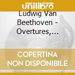 Prometheus overtures/coriolan cd musicale di Beethoven