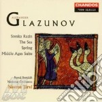 Stenka razin op 13/the sea cd musicale di Alexander Glazunov