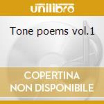 Tone poems vol.1 cd musicale di Bax