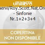 Sinfonie n.1 e 4 cd musicale di Sergei Prokofiev
