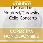 Bach/boccher. cello conc. cd musicale di Artisti Vari