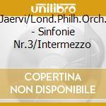 Sinfonia n.3 cd musicale di Sergei Rachmaninoff