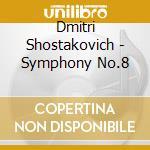 Sinfonia n.8 cd musicale di Shostakovich