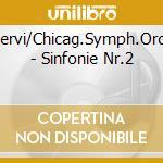 Sinfonia n.2 cd musicale di Florent Schmitt