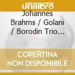 Quart. piano op.25/26/60 cd musicale di Johannes Brahms
