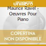 Music for four hands cd musicale di Ravel