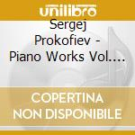 Opere per piano v.3 cd musicale di Sergei Prokofiev