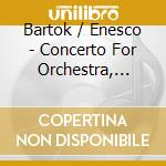 Concerto for orchestra cd musicale