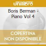 Piano music vol. 4 cd musicale di Sergei Prokofiev