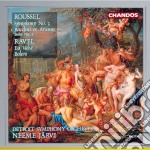Roussel symphony 3/ravel cd musicale di Roussel