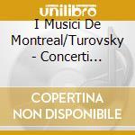 Concerti grossi op.6 cd musicale di Handel george f.