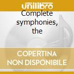 Complete symphonies, the cd musicale di Antonin Dvorak