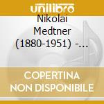 Medtner piano concerto 1 cd musicale di Artisti Vari
