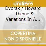 Dvorak-piano music cd musicale di Antonin Dvorak
