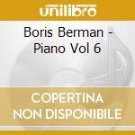 Prokofiev:piano music v.6 cd musicale di Artisti Vari