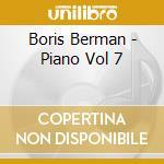Piano music vol.7 cd musicale di Sergei Prokofiev