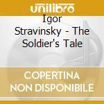 Soldier's tale / jarvi cd musicale di Stravinsky igor fedo