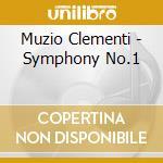 Sinfonia n.1/die sinf.op.18/mo cd musicale di Muzio Clementi