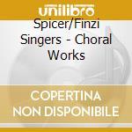 Finzi singers, the cd musicale di Elgar