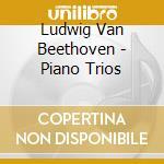 Borodin trio cd musicale di Beethoven