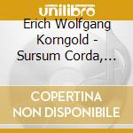 Bamert Matthias - Bbc Philharmonic - Korngold - Sursum Corda - Sinfonietta cd musicale di Korngold erich wolfg