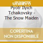 Snow maiden op.12, the cd musicale di Tchaikovsky
