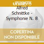 Symphony n.8/concerto grosso 6 cd musicale di Alfred Schnittke