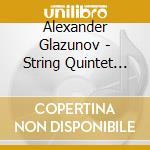 Quintet in a op.39/souvenir de cd musicale di Glazunov/tchaikovsky