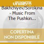 Music from pushkin epoch cd musicale di Artisti Vari