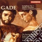 Symphony n.1 etc. cd musicale di Gade