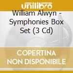 COMPLETE SYMPHONIES cd musicale di ALWYN