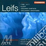 Elegy / fine 1 and 2 cd musicale di Jon Leifs