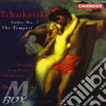 Suite n. 2 op. 53 - op. 18 cd musicale di Tchaikovsky
