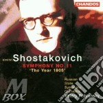 Symphomy n.11 in g minor op103 cd musicale di Shostakovich