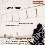 Penitential psalms/voices of cd musicale di Alfred Schnittke