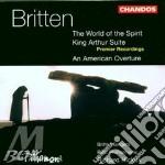 American overture/king arthur cd musicale di Britten