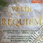 Messa da requiem cd musicale di Giuseppe Verdi