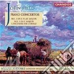 Piano concerto n.3/5 cd musicale di John Field