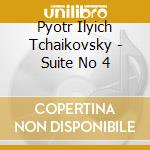 Suite n.4 in g op. 61 mozardia cd musicale di Tchaikovsky