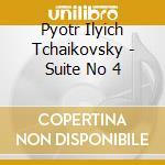 Suite n.4 in g op. 61 mozardia cd musicale di Tchaikovsky