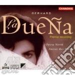 Duena, la cd musicale di Gerhard