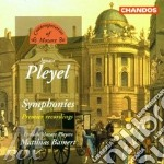 Symphony in c b 154/ g b 156 cd musicale di Pleyel