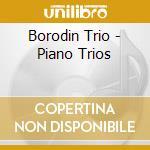 Piano trios n. 1in eb. op 12 cd musicale di Hummel johann nepomuk