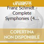 Symphonies nos.1-4 cd musicale di Schmidt