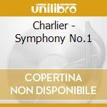 Symphony n.1 / violin concerto cd musicale di Gerhard