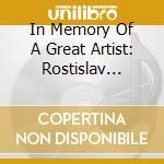 Rostislav dubinsky/borodin trio cd musicale di Artisti Vari